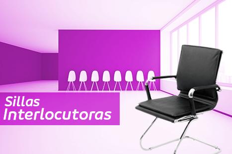 sillas para empresas interlocutoras