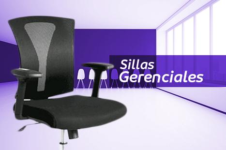 sillas para oficina gerencial