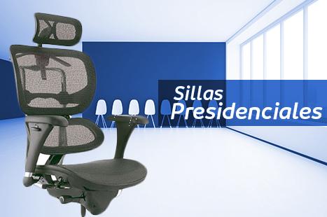 Sillas para oficina presidenciales