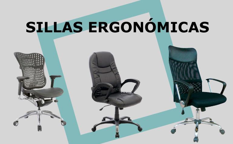 Sillas Ergonomicas Para Empresas Giratorias Ld