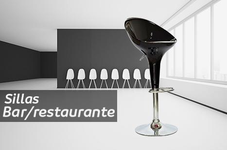 sillas para bar restaurante