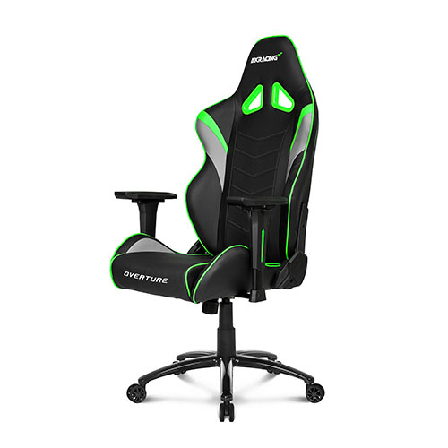 Silla-Gamer-Overture-verde-lateral